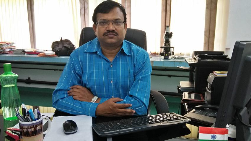 Dr. Nagesh Barik