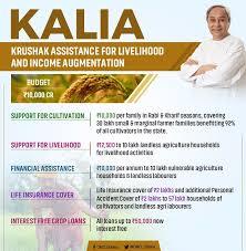 kalia scheme