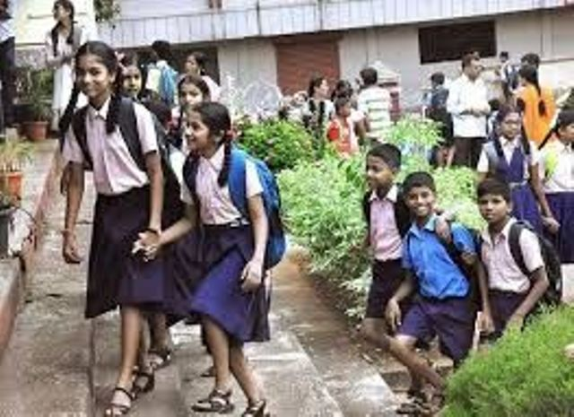 schools to be reopened