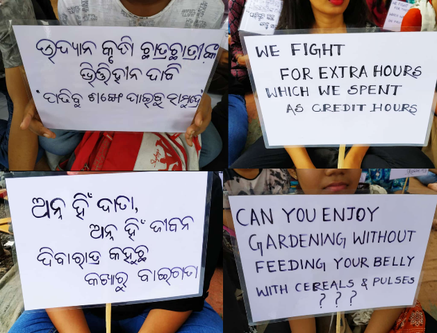 slogans of protest