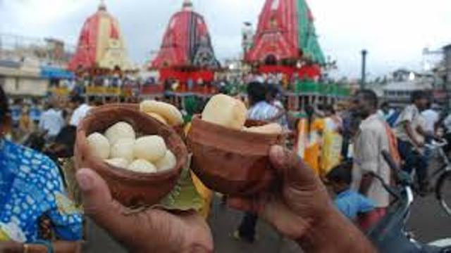 rasogola offered to jagannath