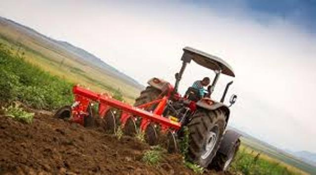 tractor to be available on booking
