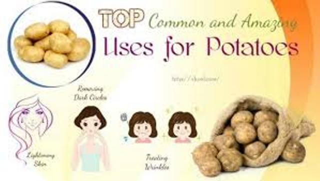 potato uses