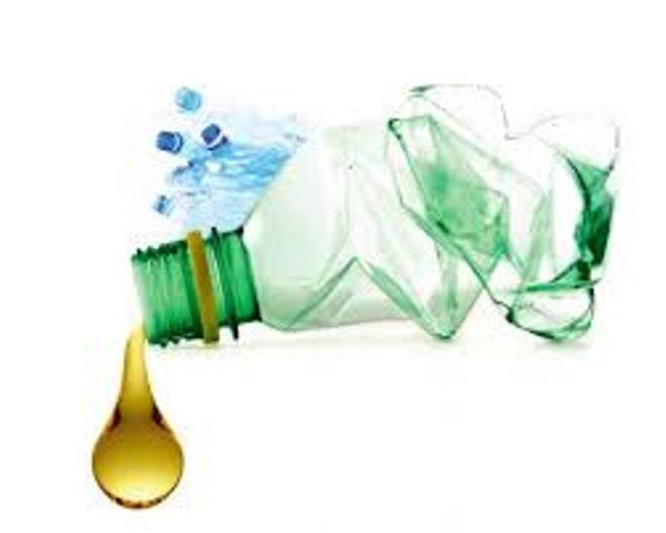 plastic to oil